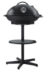Steba VG 350 BIG Barbecue Säulengrill mit Haube