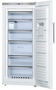 Bosch GSN51AW40 Gefrierschrank / A+++ / Gefrieren: 286 L / Weiß / NoFrost / digitale Temperaturanzeige
