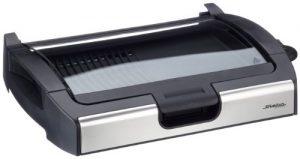 Steba VG200 BBQ Tischgrill mit Glasdeckel