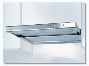 Dunstabzugshaube AKPO WK-7 LIGHT Inox / 60cm / 220m3/h – Flachhaube
