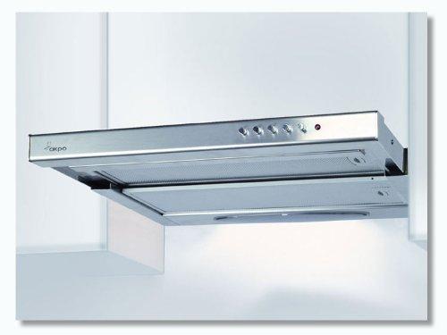Dunstabzugshaube AKPO WK-7 LIGHT Inox / 60cm / 220m3/h - Flachhaube