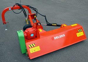 Böschungsmulcher für Traktoren von 35 bis 55 Ps + inklusive gelenkwelle – VOLPE-170
