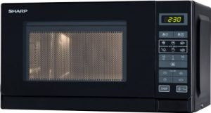 Sharp Electronics R242BKW Mikrowellengerät