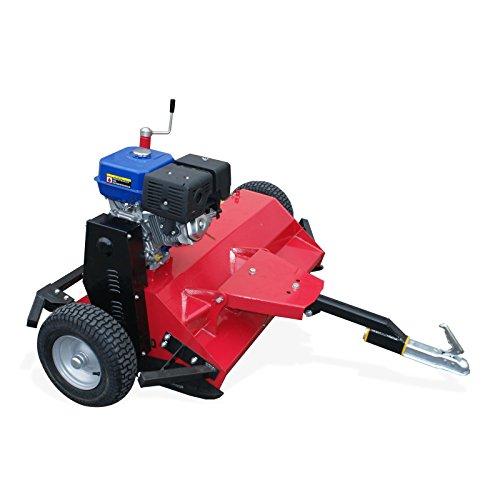 DEMA ATV Schlegelmulcher SM120B mit Benzinmotor