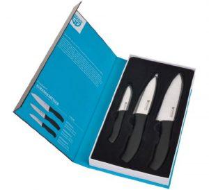 Gräwe Cerahome Messerset – 3 Keramikmesser zum Vorteilspreis