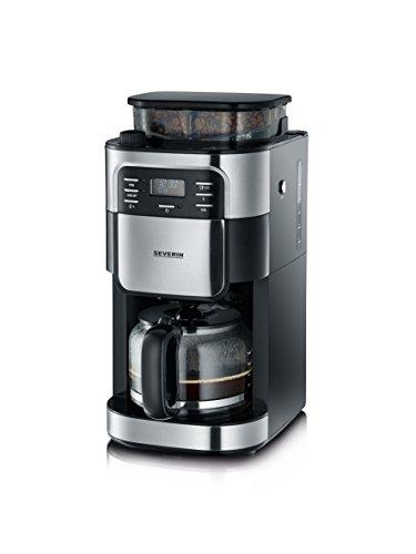 Severin KA 4810 Kaffeemaschine (mit Mahlwerk der neuesten Generation)