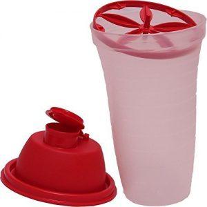 Tupperware Cup Schnell schütteln 500ml