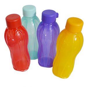 Tupperware eco einfach 4 Stück 500 ml Liter-Set.(4*500ml)