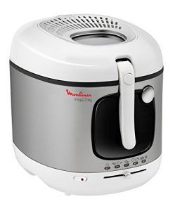 Moulinex AM4800 Fritteuse Mega (2 kg Frittiergut)