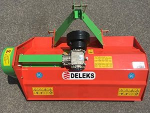 Schlegelmulcher, Mulcher, Schlegelmäher Für Traktoren von 12 bis 35 PS + gelenkwelle B4 80 CM inklusive – APE-110