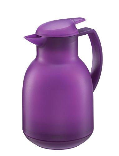 Leifheit 28344 Isolierk.Bolero 1,0 L satin-purple