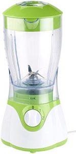 Rosenstein & Söhne Standmixer BR-410 mit 4-Klingen-Edelstahlmesser, 400 W, 1 l, BPA-frei