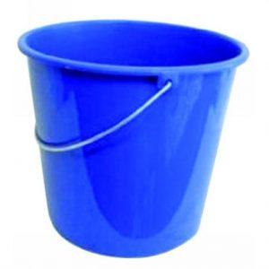 Centi Haushaltseimer mit Metallbügel, 10 Liter, farbig sortiert, Polypropylen, 1 Stück