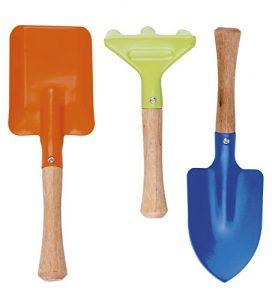 Lifetime Garden Gartwerkzeuge/Gartengeräte für Kinder, Mehrfarbig