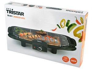 Tristar BQ-2811 Barbeque-Elektrogrill