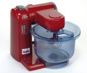 Theo Klein – Bosch 9556 – Küchenmaschine, rot/grau, Spielzeug