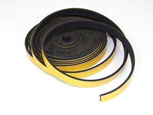 Dichtband zur Montage von Kochfeldern, Montageband Ceranfeld (3.0m)