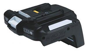 Akku-Kultivator 2×18 V Inkl. Akku-Adapter 2×18,0V, ohne Akku, ohne Ladegerät