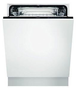AEG F46300VI0 A++ Geschirrspüler / Vollintegriert – Lieferung ohne Möbelfront / Einbau / 262 kWh/Jahr / 13 MGD / Aqua-Control