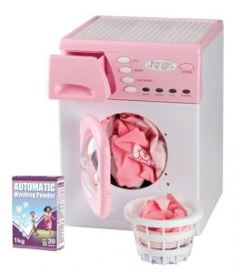 Casdon Bauknecht Waschmaschine Electronic Hotpoint Electric Washe Spielzeug