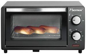 Bestron AGL10 Mini Backofen Elektrische Küchengeräte