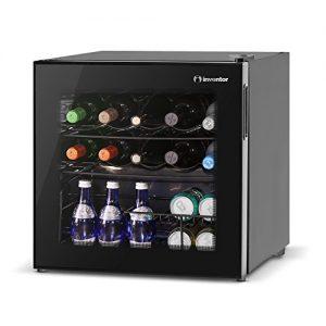 Inventor Vino Weinkühlschrank 49L, Glastür [Energieklasse A]