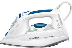 Bosch TDA302401W Dampfbügeleisen Sensixx'x DA30, weiß / smokey blau