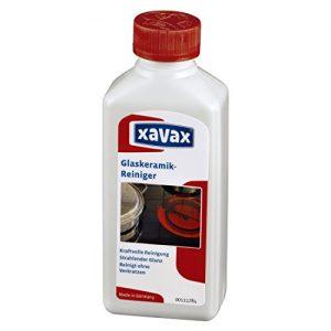 Xavax Reiniger für Glaskeramik-/Induktions/Ceran-Kochfelder, 250 ml