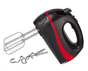 Handmixer Handrührgerät Handrührer Hand Mixer 300 Watt 5 Stufen + Turbo