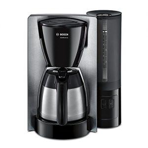 Bosch TKA6A683 Kaffeemaschine ComfortLine, Thermokanne, 1200 W, edelstahl / schwarz