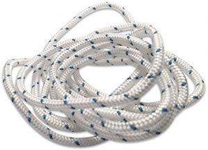 4mm Rasenmäher Zugschnur 100% Nylon UV stabilisiert 2 Meter 6 Fuß