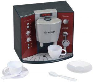 Theo Klein 9569 – BOSCH Kaffeemaschine mit Sound, Spielzeug