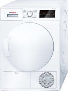 Bosch WTG84400 Luftkondensations-Wäschetrockner / B / 8 kg / Selbstreinigender Kondensator / weiß