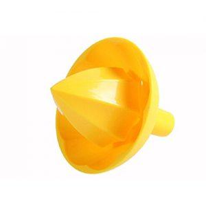 Frucht Gemüse Werkzeuge Kunststoff Hand Handbuch Squeezer Orange Zitrone Entsafter Presse Squeezer Zitruspresse zufällige Farbe