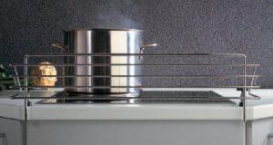 SO-TECH® Herd-Kindersicherung aufklemmbar für 60er Kochfeld Breite: 678 mm / Höhe: 140 mm / Tiefe: 175 mm