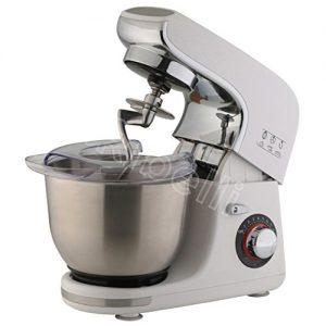 Küchenmaschine Teigmaschine Rührmaschine Brotteige bis Eischnee starker Motor