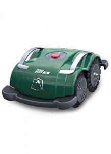 Rasenroboter | Mähroboter Ambrogio L60 B – Kein Begrenzungskabel notwendig