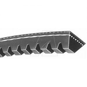 Zahnkeilriemen ZX29,5 10×788 laEinsatzzweck: MesserantriebLänge [mm]: 10 x 750Ausführung: 3Länge Li [mm]: 750Länge Ld/Lw [mm]: 772Art: ZX 29,5Länge La [mm]: 788