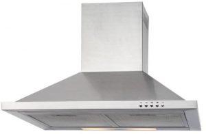PKM 6090 H Wandhaube / Breite: 60 cm / mit Kohlefilter / Edelstahl