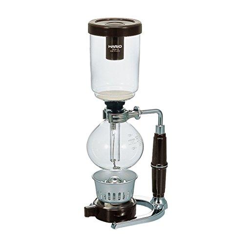 Hario TCA3–Siphon Kaffeemaschine, 3Tassen