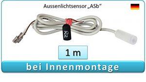 ASb – Außenlichtsensor (Zubehör VSB) AXT-Electronic