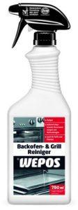 Wepos 2000102156 Backofen- und Grill Reiniger 750 ml