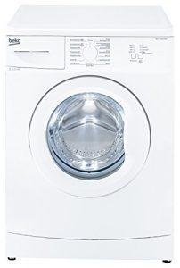 Beko WKL 15106 MNE+ Waschmaschine / A+ / 1000 U/min / weiß / Mengenautomatik / Unwuchtkontrolle / Mini 30- Programm
