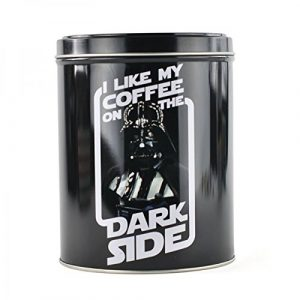 Darth Vader – I like my coffee on the dark side Coffee Canister