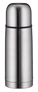 Alfi 5457.205.050 Isolierflasche IsoTherm Eco, Edelstahl (0,50 Liter), mattiert