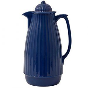 NORDAL · 7979 Isolierkanne Teekanne Kaffeekanne 1000ml 28cm · dunkelblau