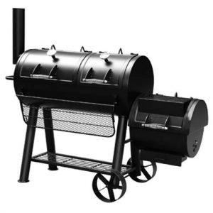 "Smoker Holzkohlegrill ""Minnesota"" amerikanisch grillen"
