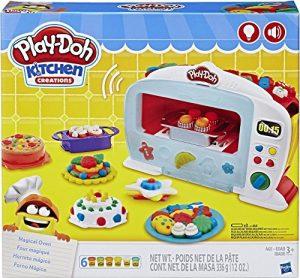 Hasbro B9740EU4 Play-Doh – Magischer Ofen, Spielset Knete