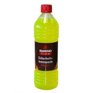 Kamino-Flam 388803 Sicherheitsbrennpaste 1000 ml Flasche