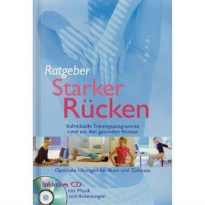 Buch mit CD Ratgeber Starker Rücken
